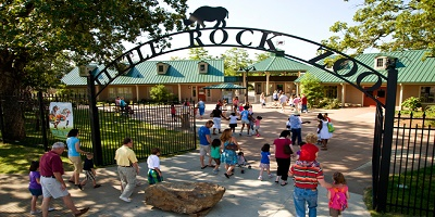 The Little Rock Zoo