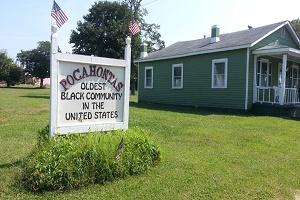 Pocahontas Island Black History Museum