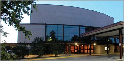 Heymann Performing Arts and Convention Center