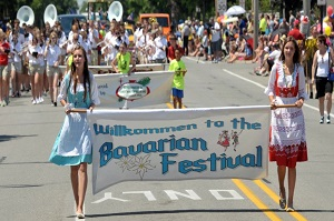 Frankenmuth Festivals Michigan