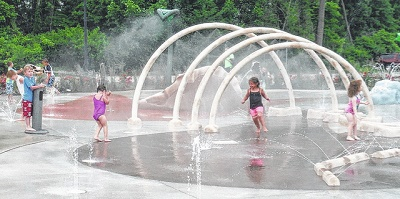 Veterans Park & Splash Pad
