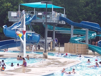 Martin Luther King City Pool Park
