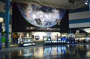 NASA's Space Center Houston