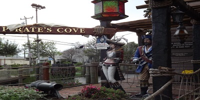 Pirate's Cove Mini Golf