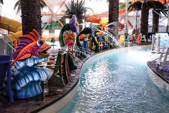 Parrot Cove Indoor Waterpark
