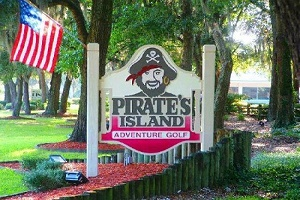 Pirate's Island of Hilton Head SC