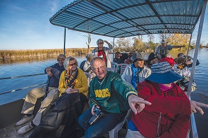 Horicon Marsh Boat Tours