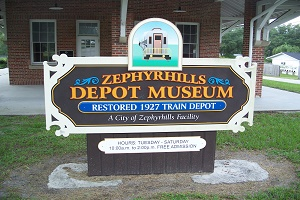 Zephyrhills Train Depot Museum