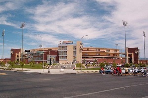 Isotopes Park Is A Minor League Baseball Stadium Located In Albuquerque, New  Mexico And Is The Home Field Of The Albuquerque Isotopes Of The Pacific  Coast ...