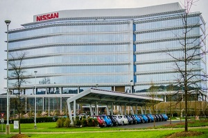 Nissan North America Facility