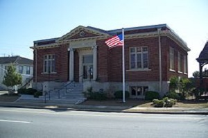 Carnegie Library of Valdosta