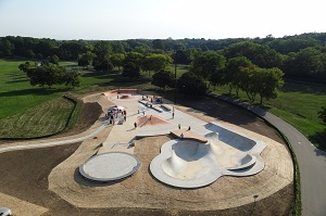 Humboldt Ave. Skate Park