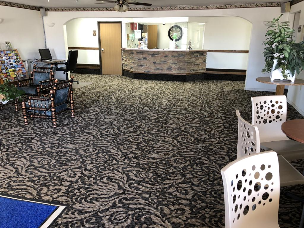 Americas Best Value Inn Green River - Lobby-2