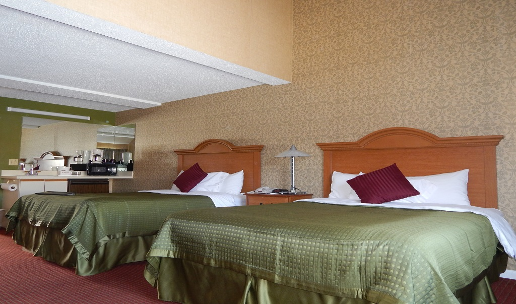 Admiralty Inn & Suites - Double Beds