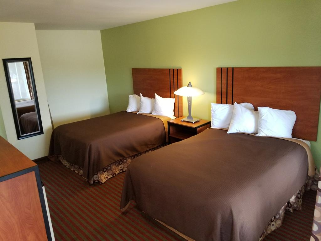 All Seasons Inn & Suites - Double Beds
