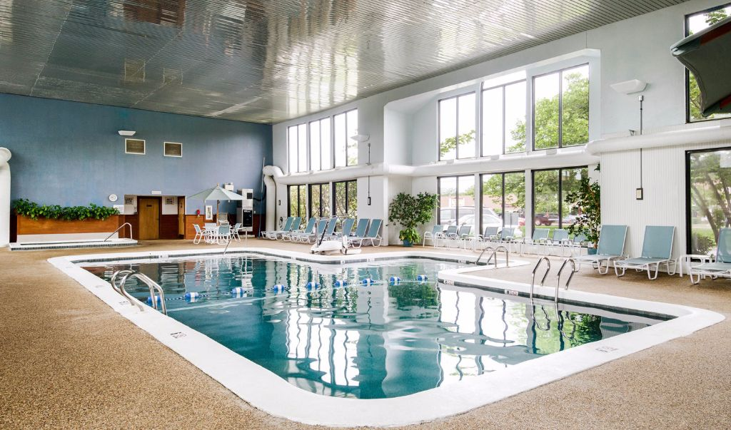 All Seasons Resort South Yarmouth - Indoor Pool