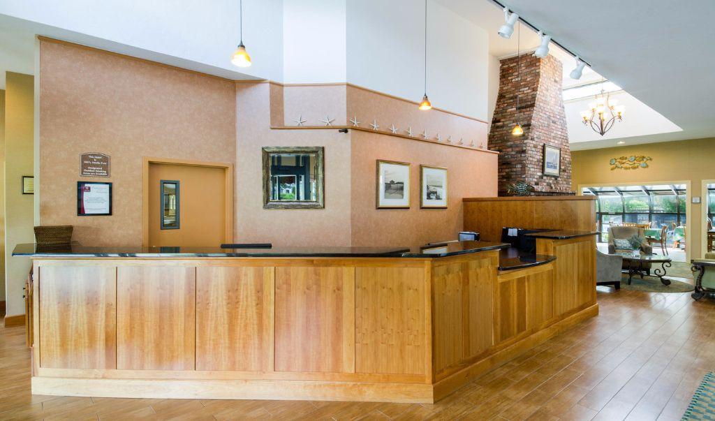 All Seasons Resort South Yarmouth - Lobby