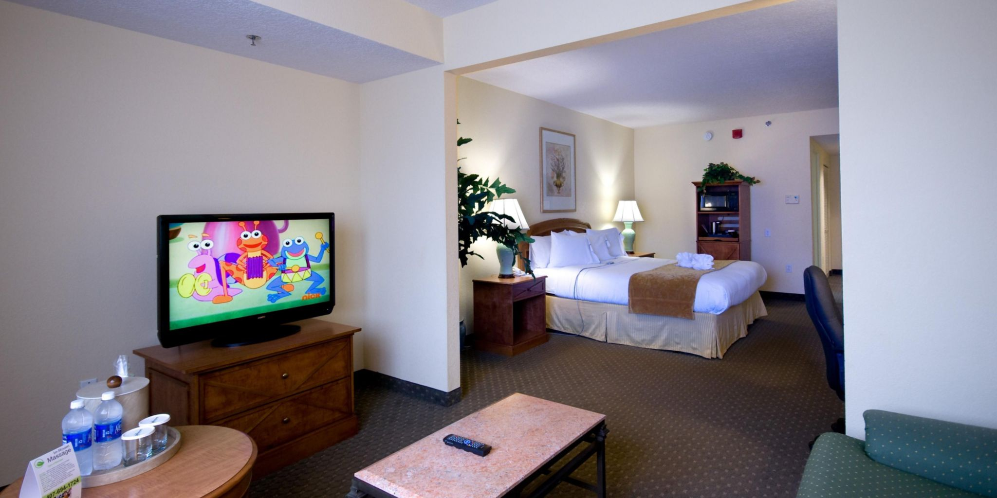 Allure Resort Orlando - King Suite Room