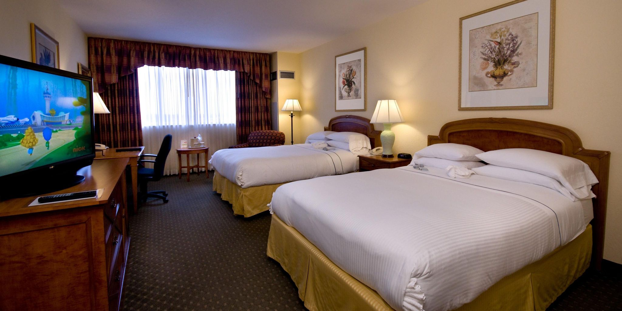 Allure Resort Orlando - Double Beds Room