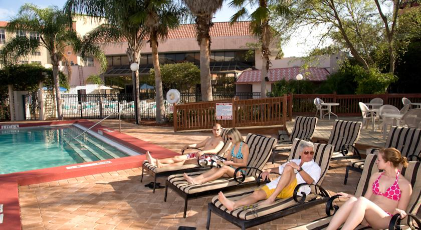Allure Resort International Drive Orlando - Outdoor Pool