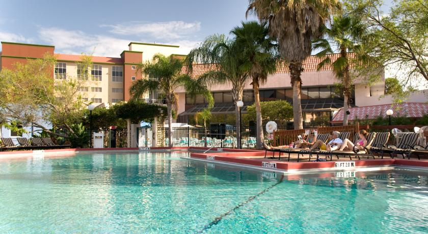 Allure Resort International Drive Orlando - Outdoor Pool Front