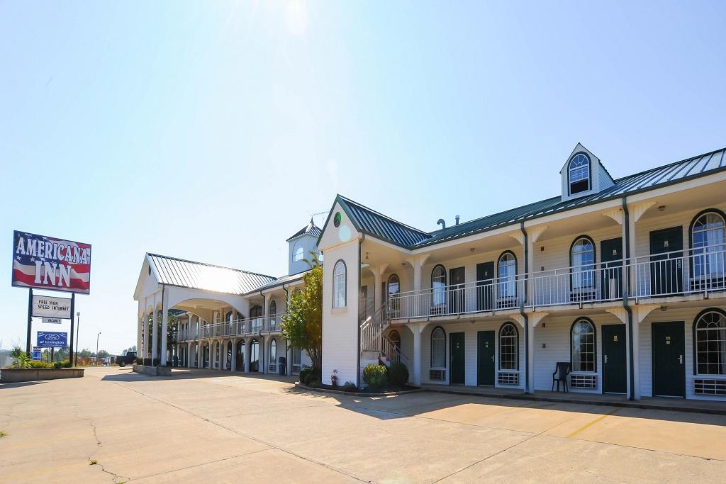 Americana Inn Henderson - Exterior