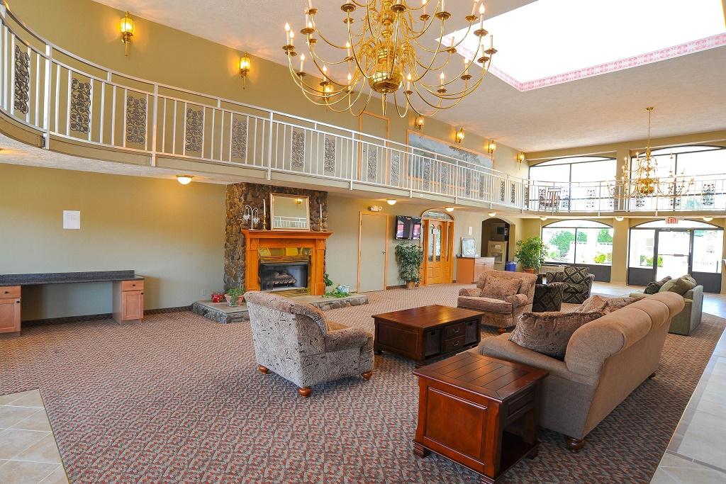 Americana Inn Henderson - Lobby Area-1