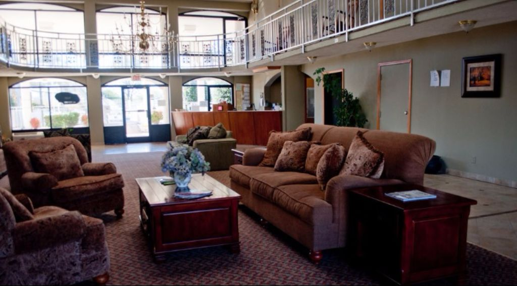 Americana Inn Henderson - Lobby