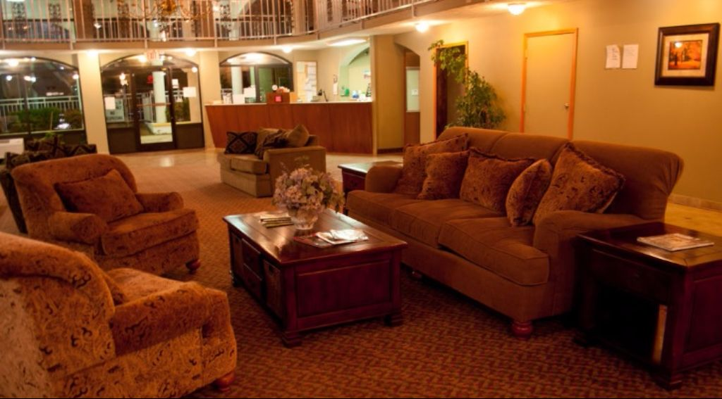 Americana Inn Henderson - Lobby-1