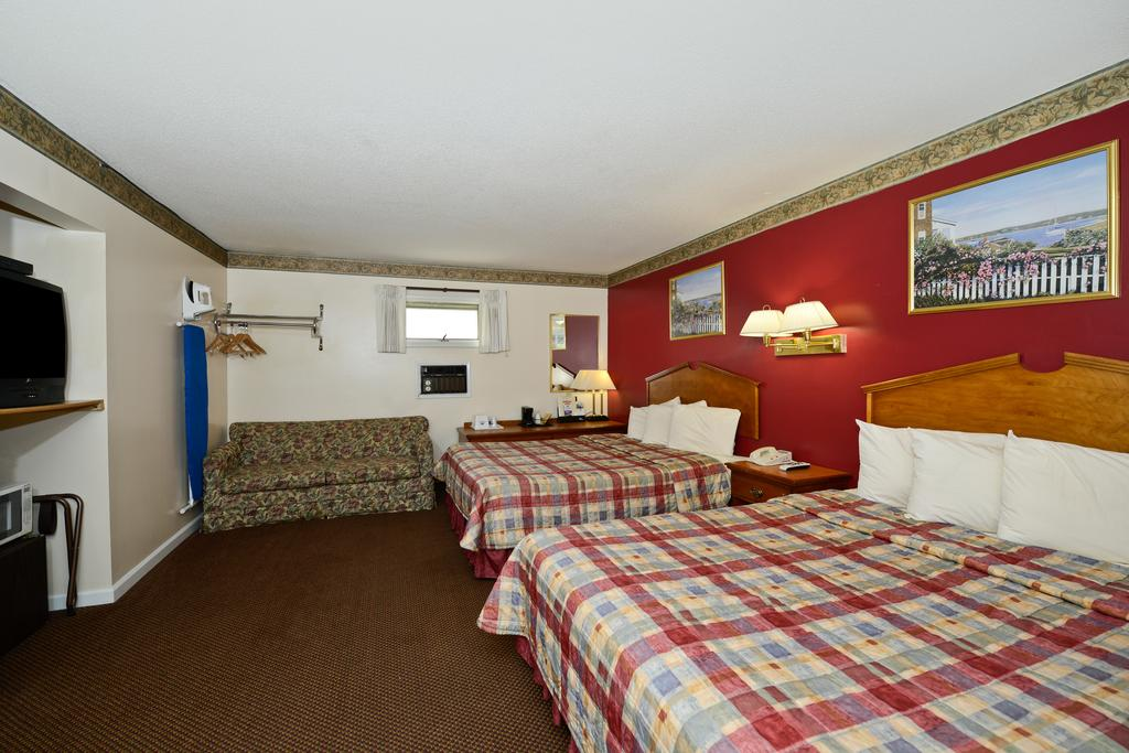 Americas Best Value Inn Jonesville - Double Beds
