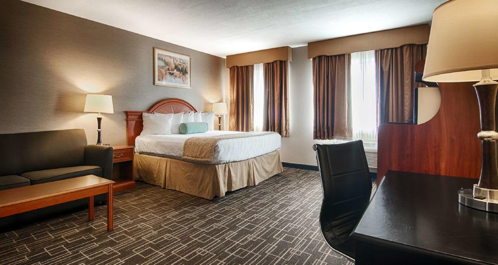 Best Western Airport Inn Moline - Single Bed