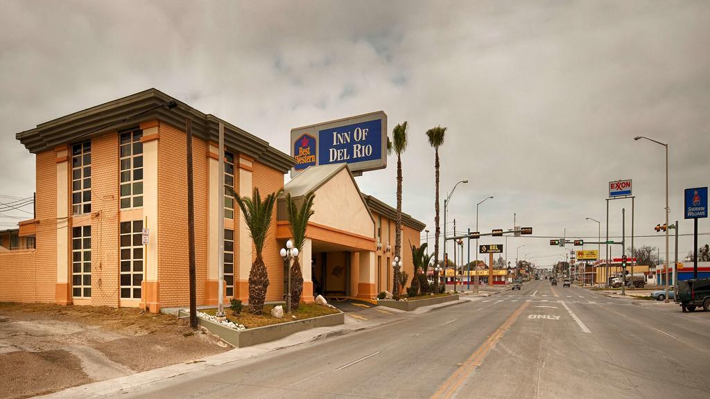 Best Western Inn of Del Rio Texas - Exterior