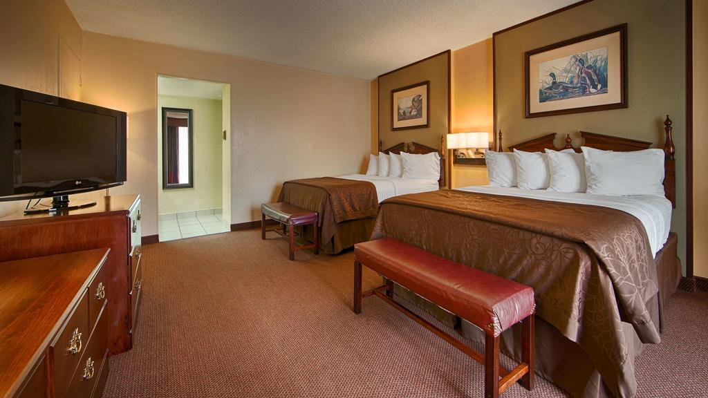 Best Western Inn of Del Rio Texas - Double Beds