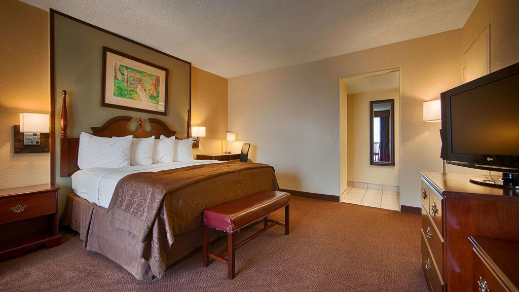 Best Western Inn of Del Rio Texas - Single Bed