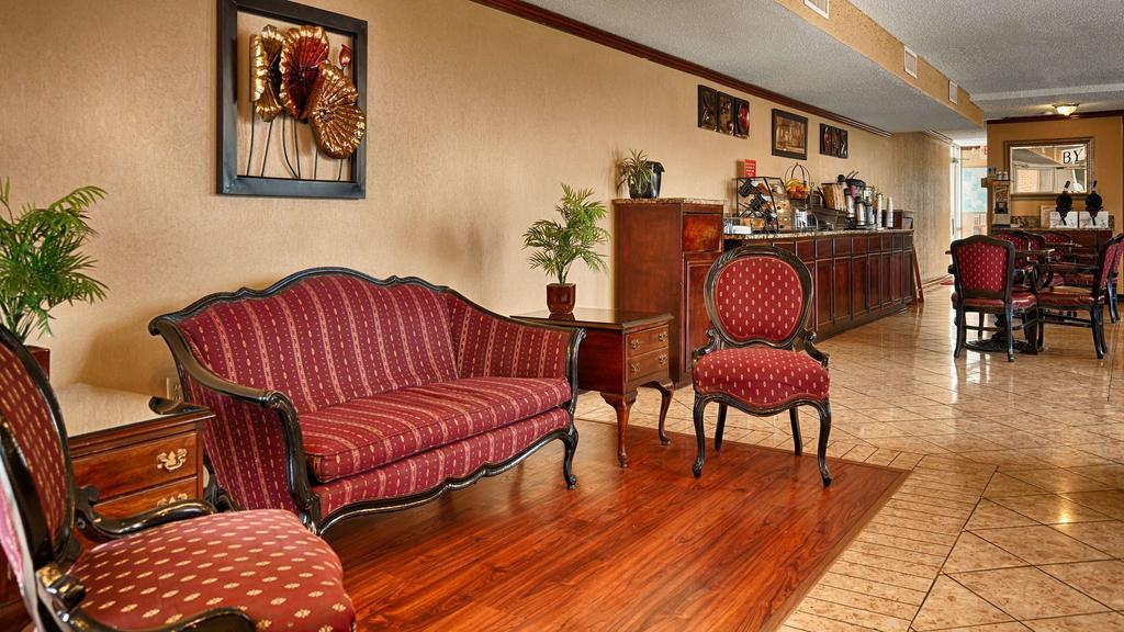 Best Western Inn of Del Rio Texas - Lobby-1