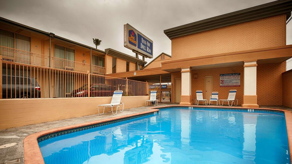Best Western Inn of Del Rio Texas - Pool