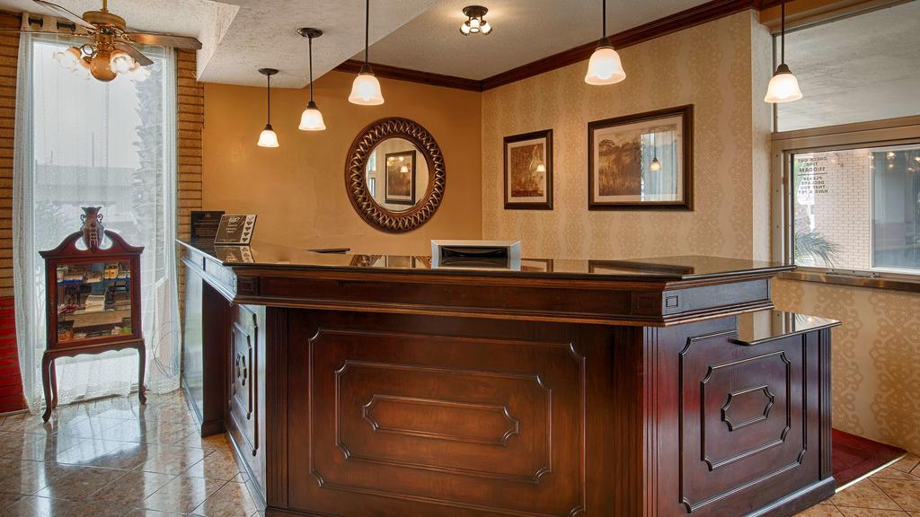 Best Western Inn of Del Rio Texas - Lobby