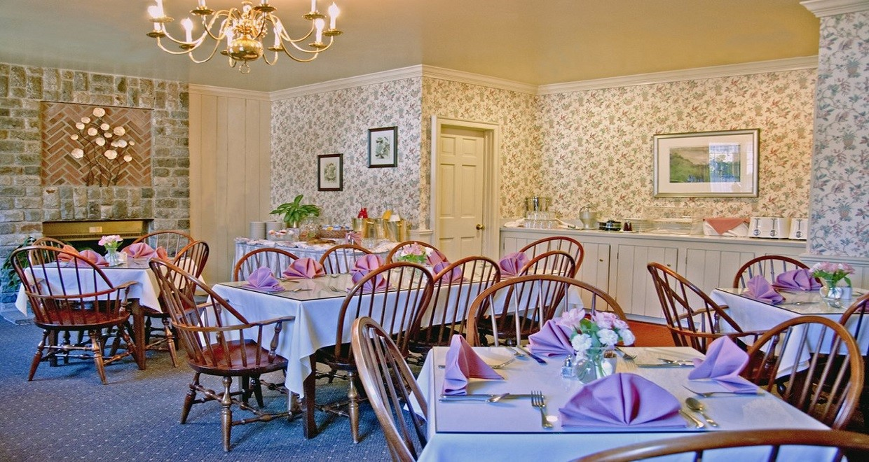 Brandywine River Hotel - Dining Area