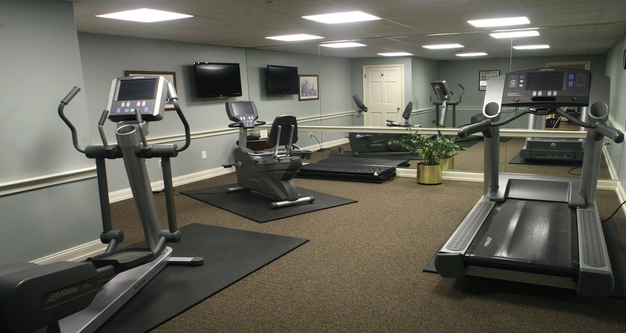 Brandywine River Hotel - Fitness Facility