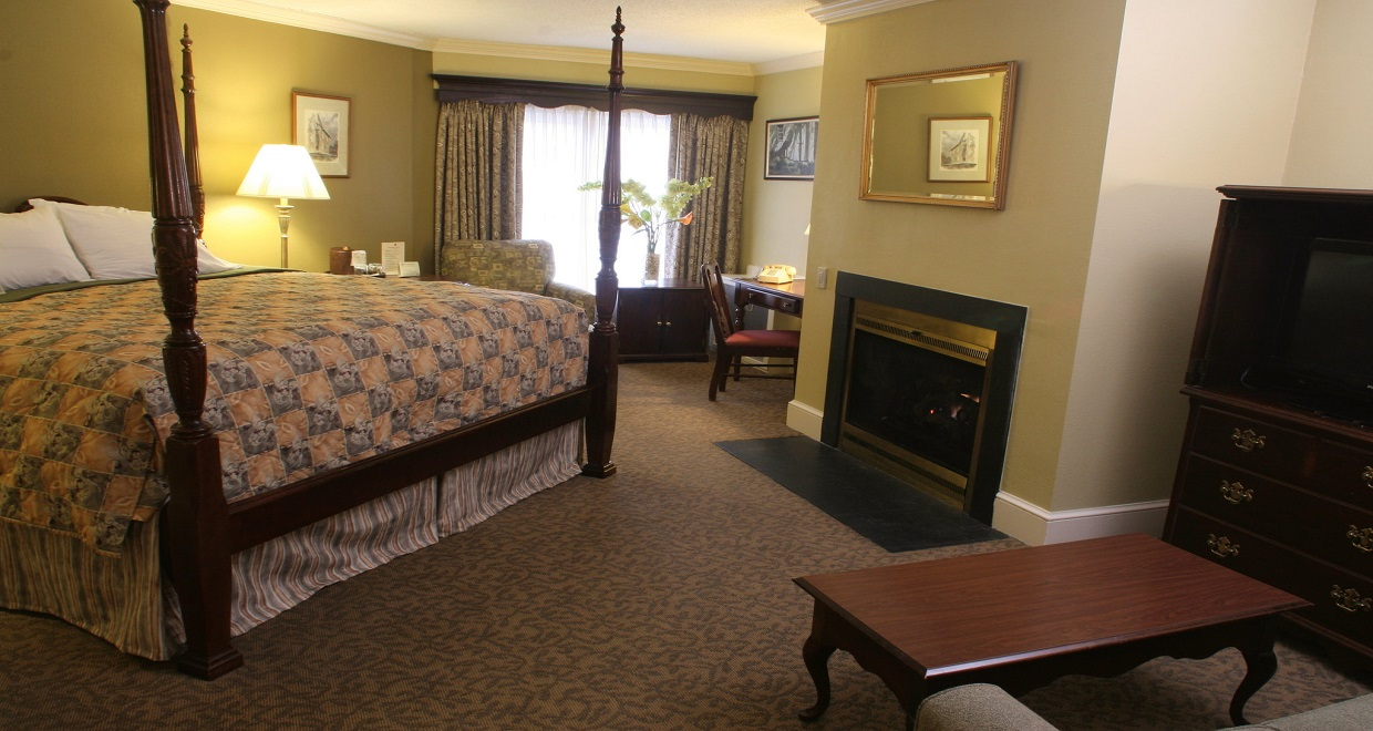 Brandywine River Hotel - Single Bed-1
