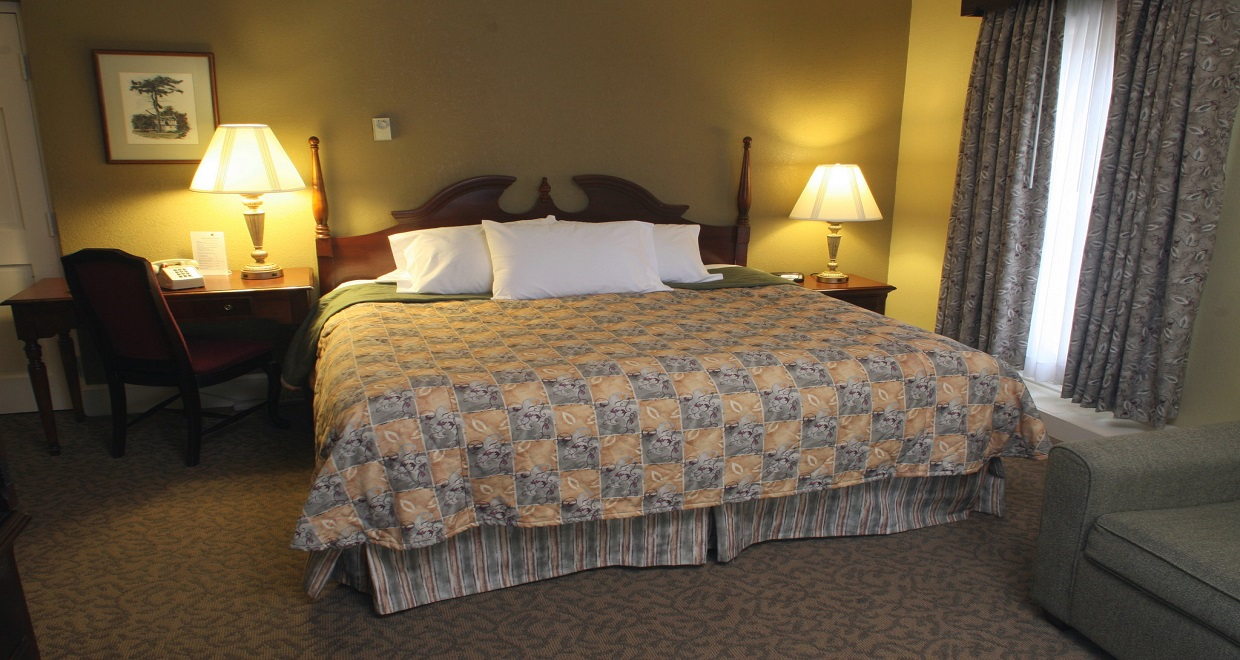 Brandywine River Hotel - Single Bed