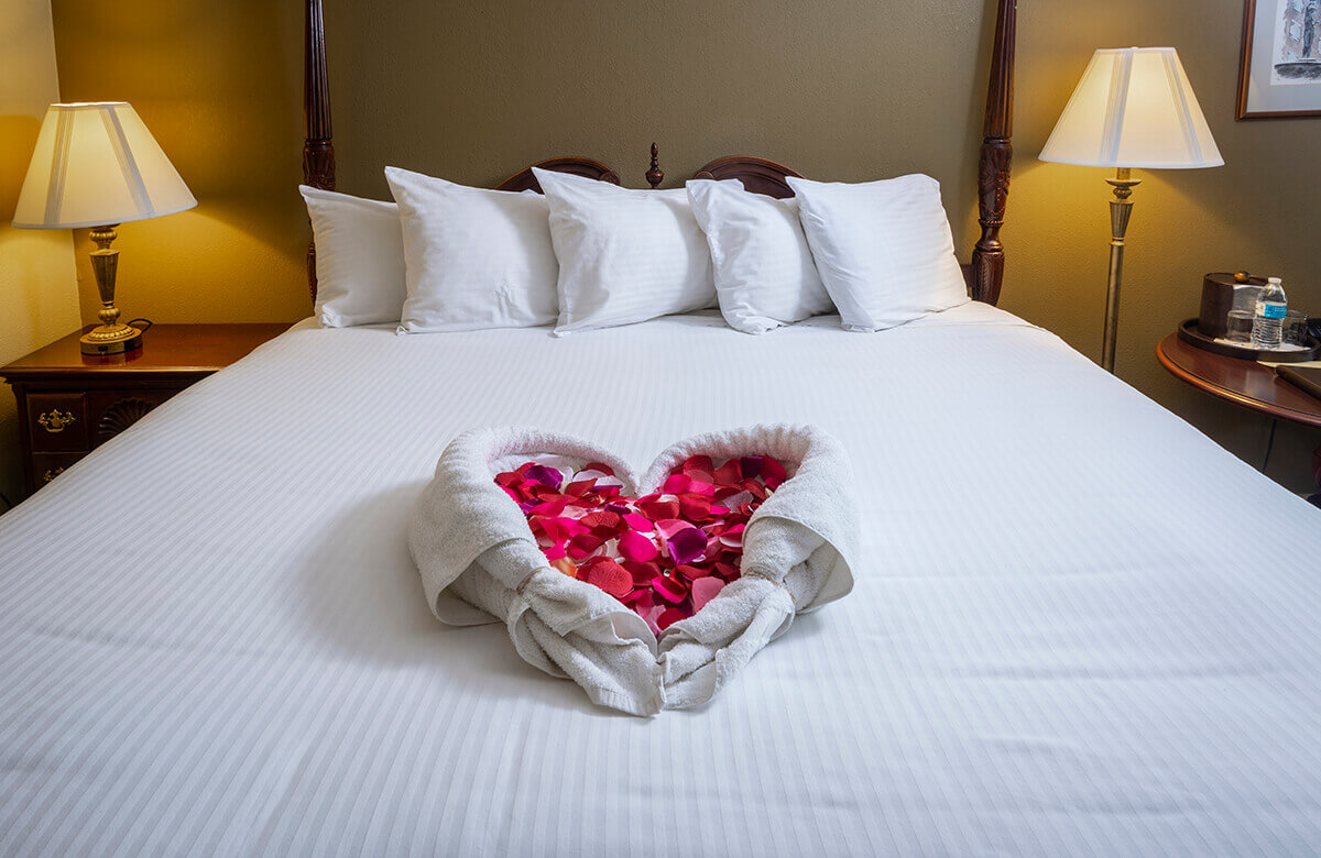 Brandywine River Hotel - Premier Suite with Fireside & Jacuzzi