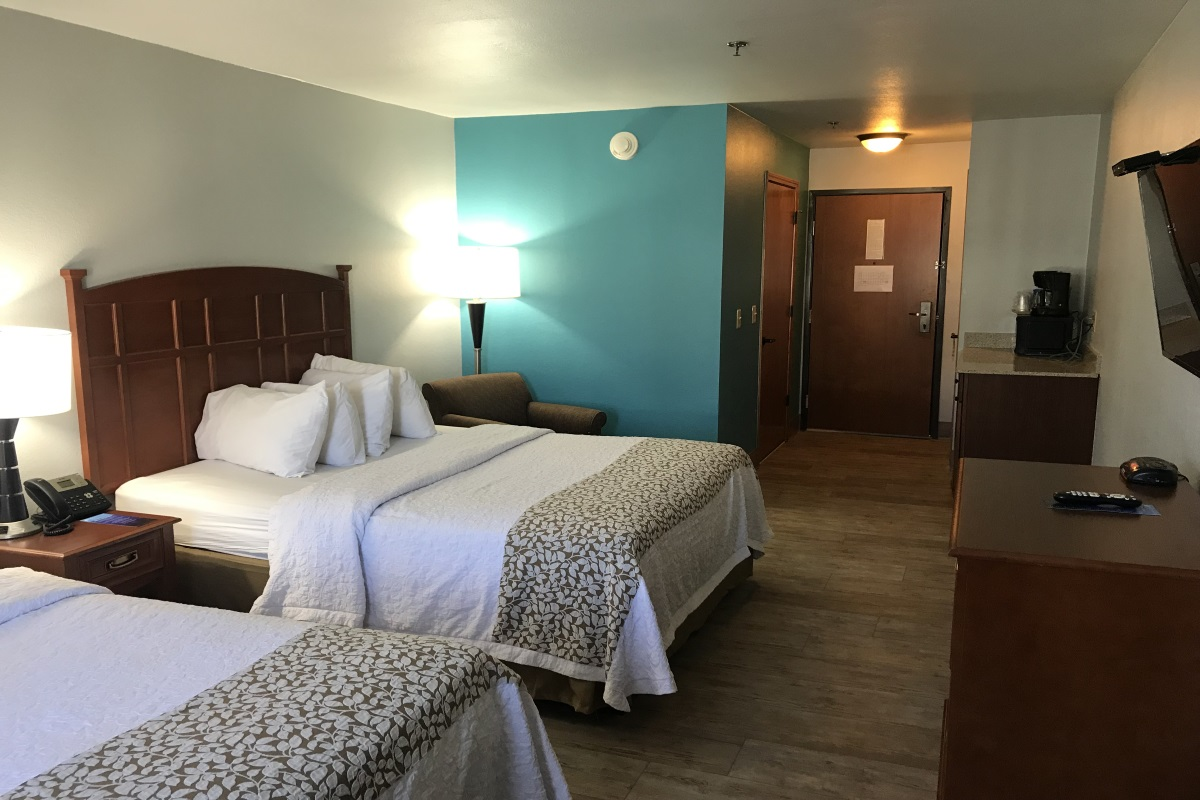 Brookstone Lodge Asheville - Double Beds Room