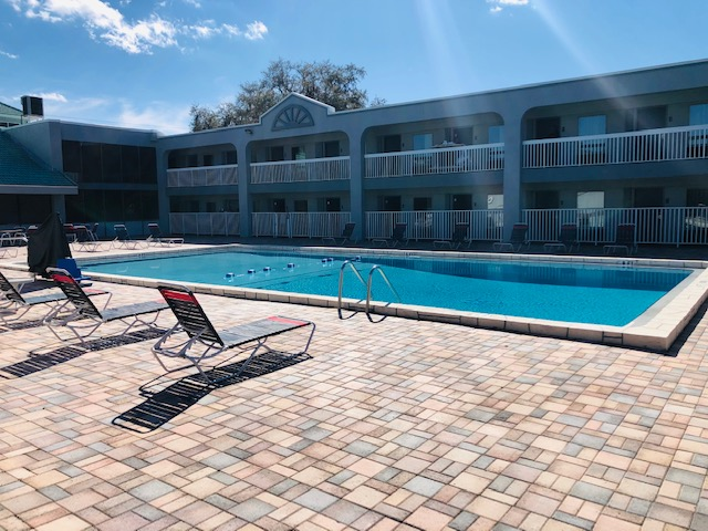 Budget Inn Sanford - Pool