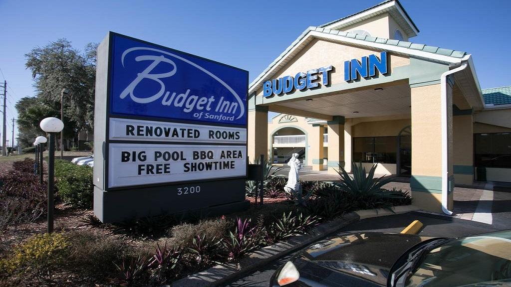 Budget Inn Sanford - Exterior