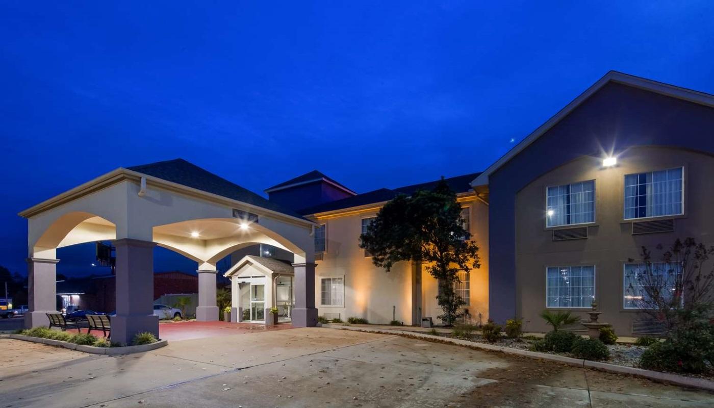 BWP DeRidder Inn & Suites - Hotel Exterior-2