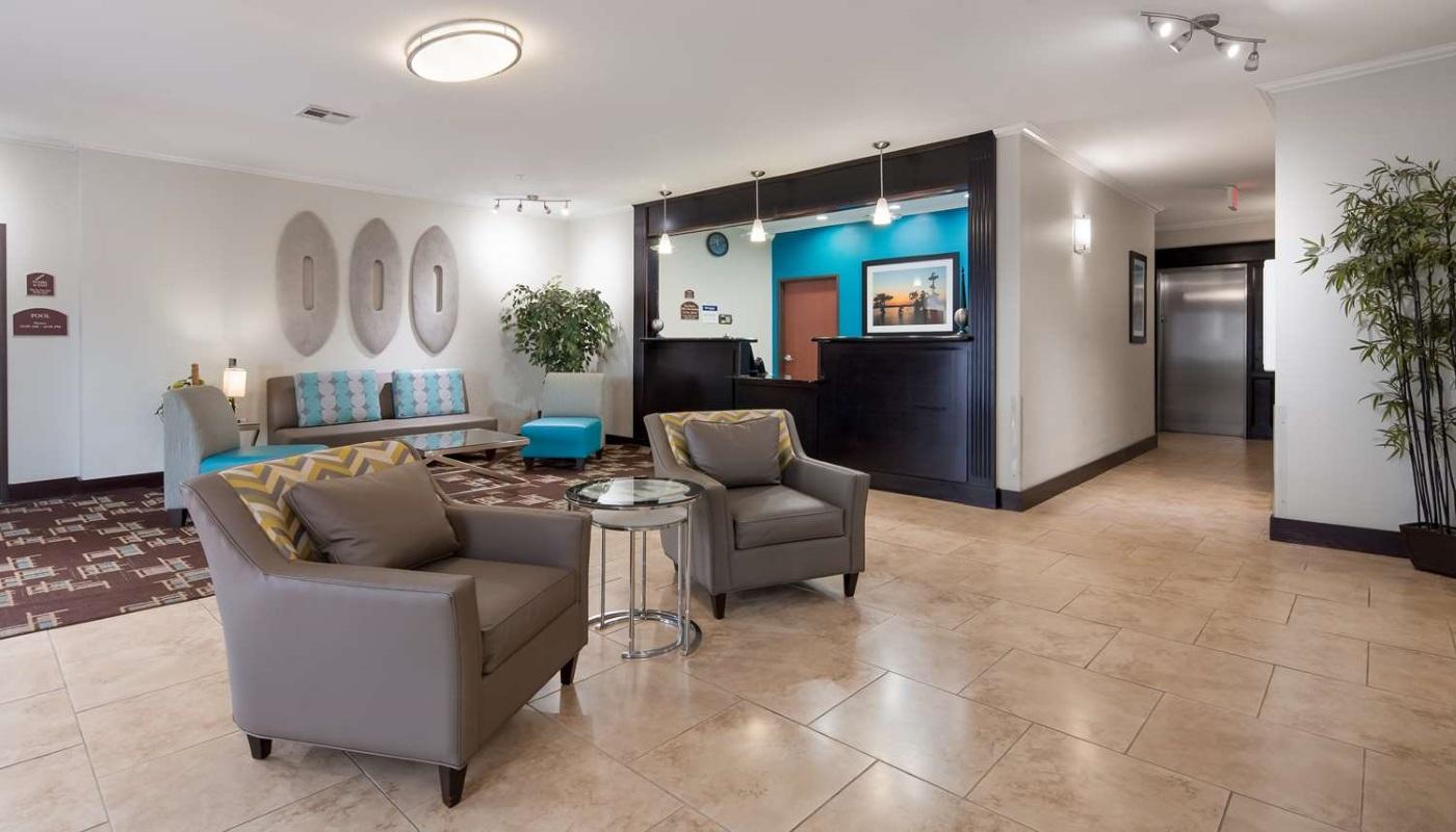 BWP DeRidder Inn & Suites - Lobby