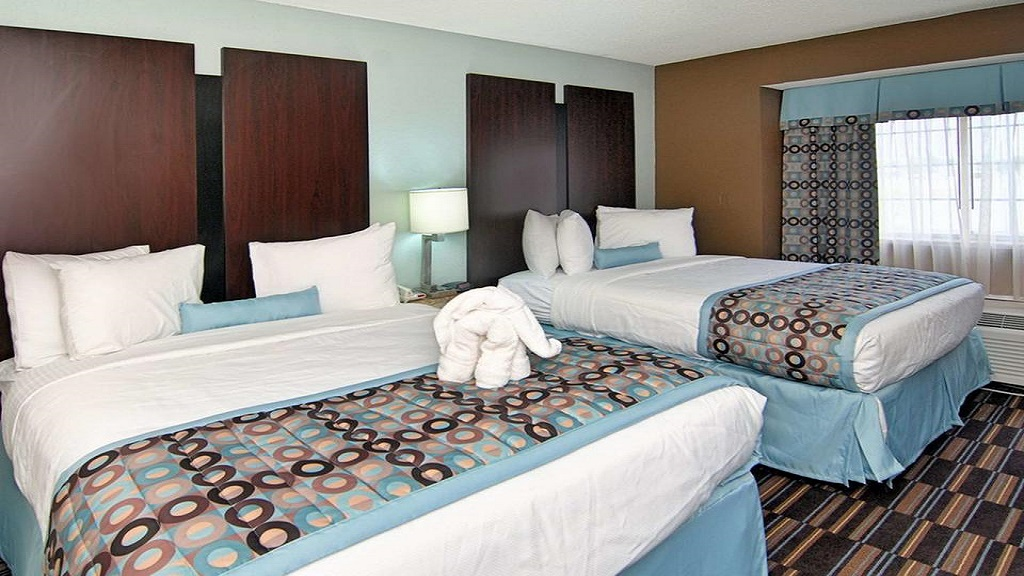 Best Western Plus Elizabeth City - Queen Beds Room