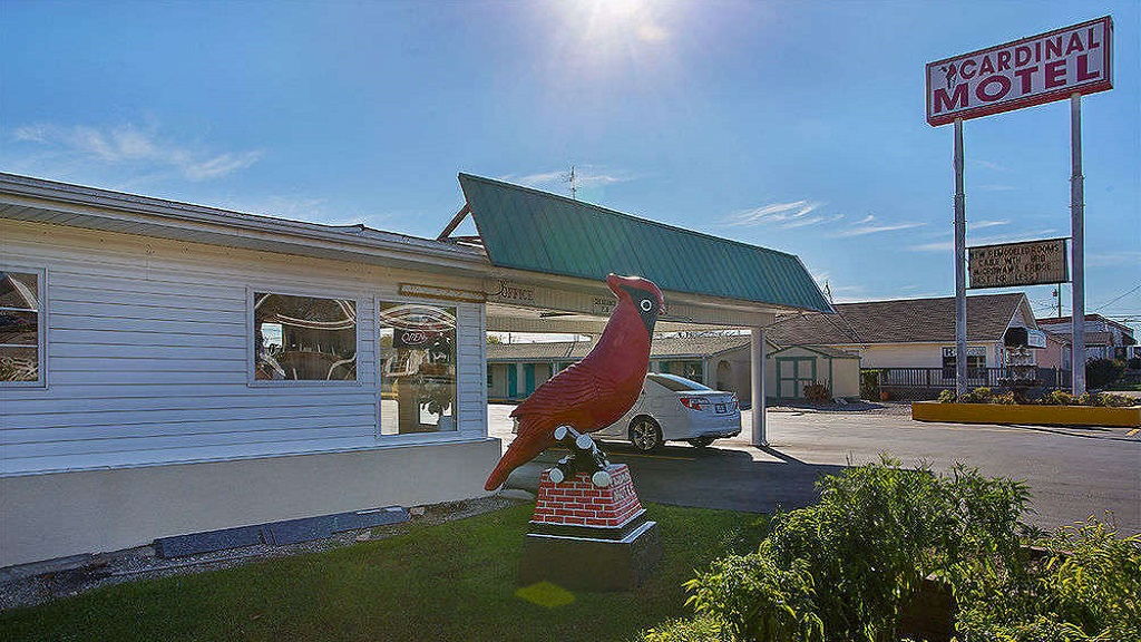 Cardinal Motel Bowling Green - Exterior-2