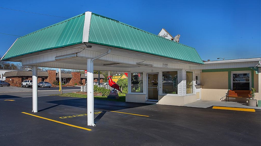 Cardinal Motel Bowling Green - Exterior-3